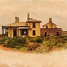 Old House by Keith G. Hawley