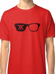 Hipster Pirate Classic T-Shirt