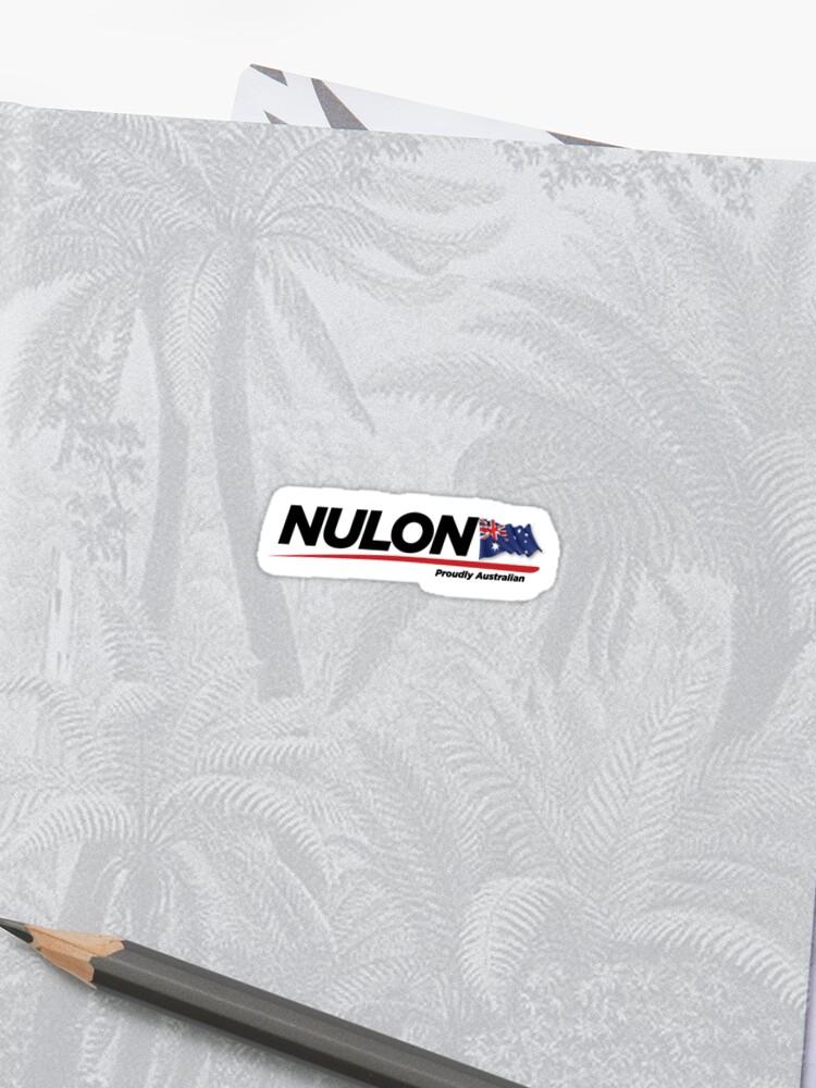 Nulon Oils | Sticker