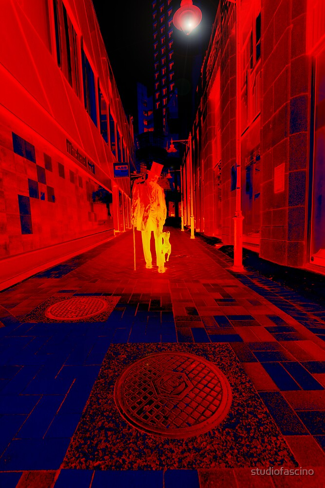 infraRED by studiofascino