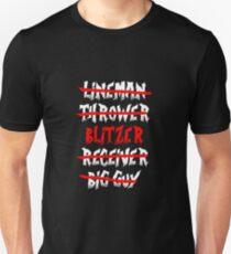 Blood Bowl Blitzer Unisex T-Shirt