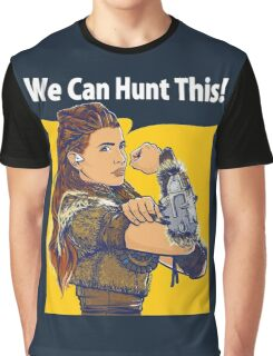 Dawn of Hunter Graphic T-Shirt