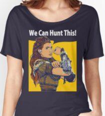 Dawn of Hunter Women's Relaxed Fit T-Shirt