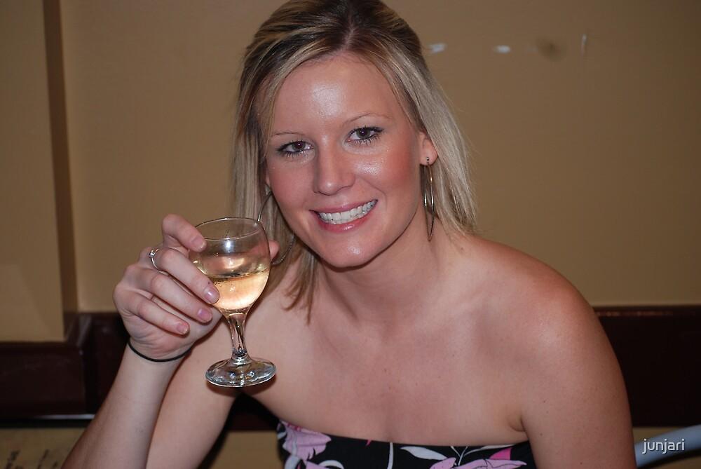 Cheers by junjari
