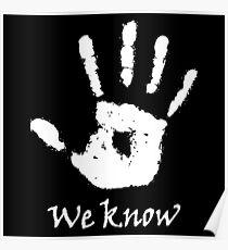 We Know Dark Brotherhood Poster