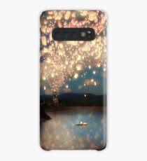 Wish Lanterns for Love Case/Skin for Samsung Galaxy