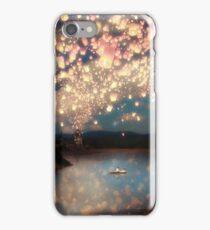Wish Lanterns for Love iPhone Case/Skin