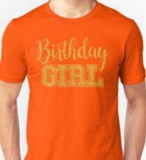 Birthday Girl Unisex T-Shirt