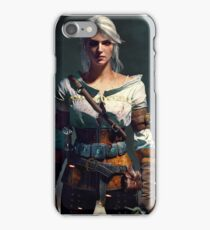 The Witcher 3 WILD HUNT - Ciri iPhone Case/Skin