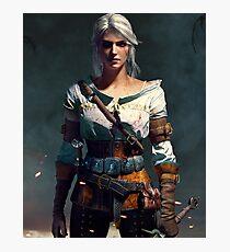 The Witcher 3 WILD HUNT - Ciri Photographic Print