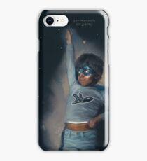 Superhuman Traits iPhone Case/Skin
