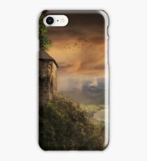 Nach dem Regen iPhone Case/Skin