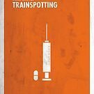 «Trainspotting Film Poster» de quimmirabet