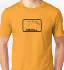 Roswell (retro) Unisex T-Shirt