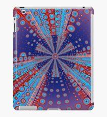 Psychedelic Kaleidoscope Pattern iPad Case/Skin