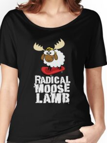 radical moose lamb Women's Relaxed Fit T-Shirt