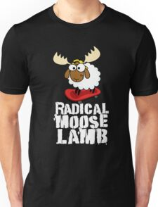 radical moose lamb Unisex T-Shirt