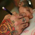 The Artist by Jon Hawkins