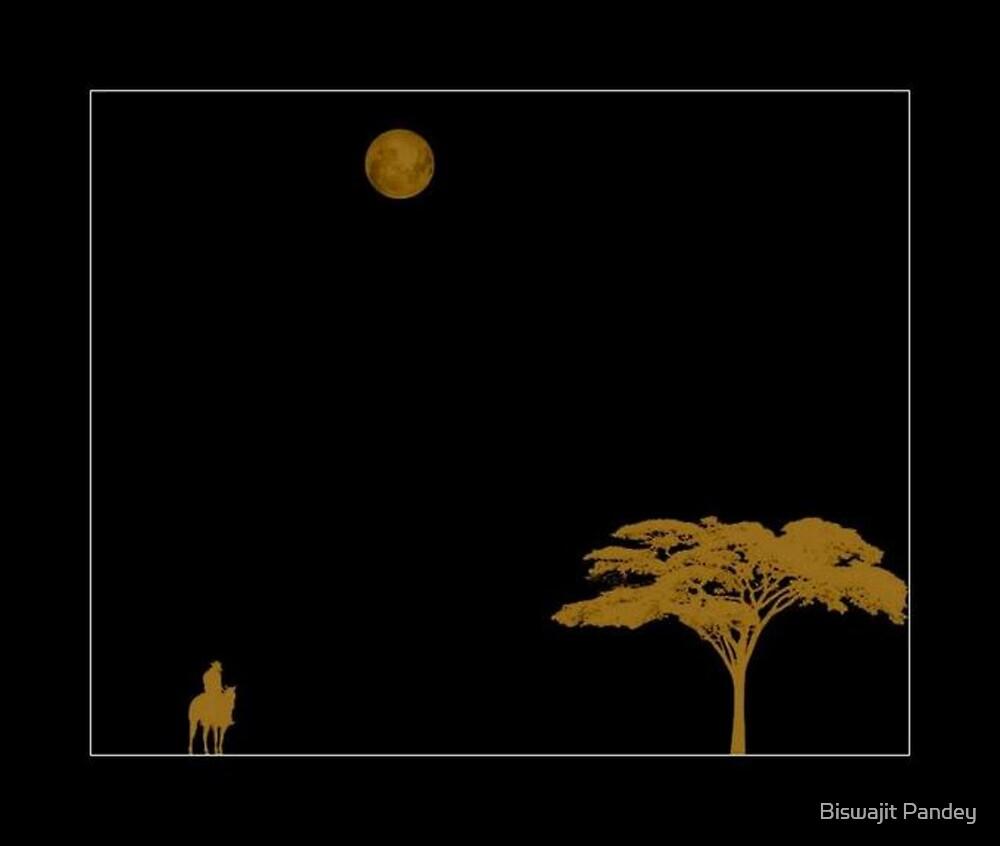 Moonstruck by Biswajit Pandey