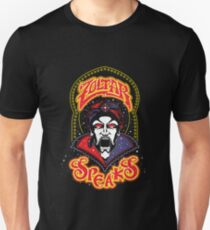 Zoltar Speaks Big - Red Variant T-Shirt