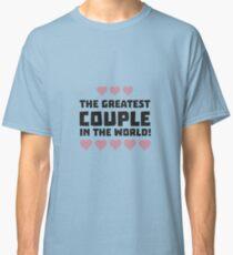 Greatest Couple Love Rg5qi Classic T-Shirt