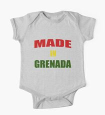 Made In Grenada 1 One Piece - Short Sleeve