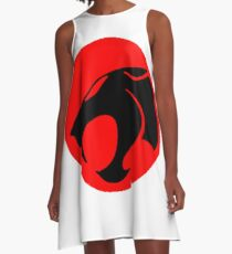 Logo Thundercats A-Line Dress