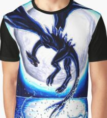 Lugia Dark Pokemon XD Graphic T-Shirt