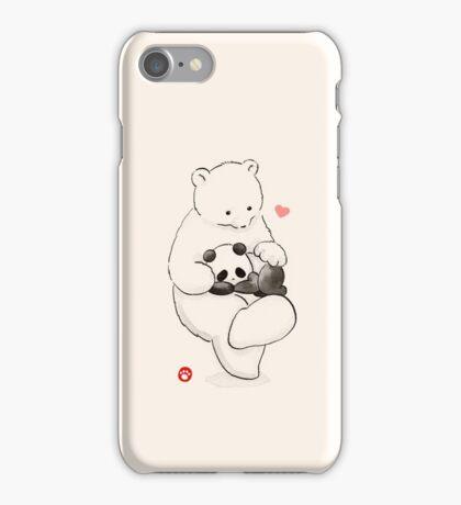 Panda Therapy iPhone Case/Skin