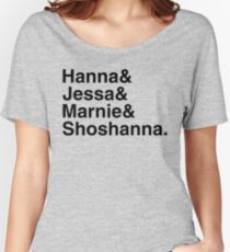 Girls Women's Relaxed Fit T-Shirt