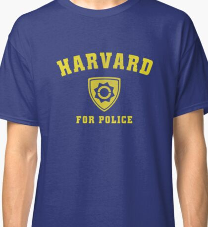 Harvard For Police : Inspired by The Lego Batman Movie Classic T-Shirt