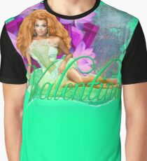 """Valentina """"9 Begins"""" Collection Graphic T-Shirt"""