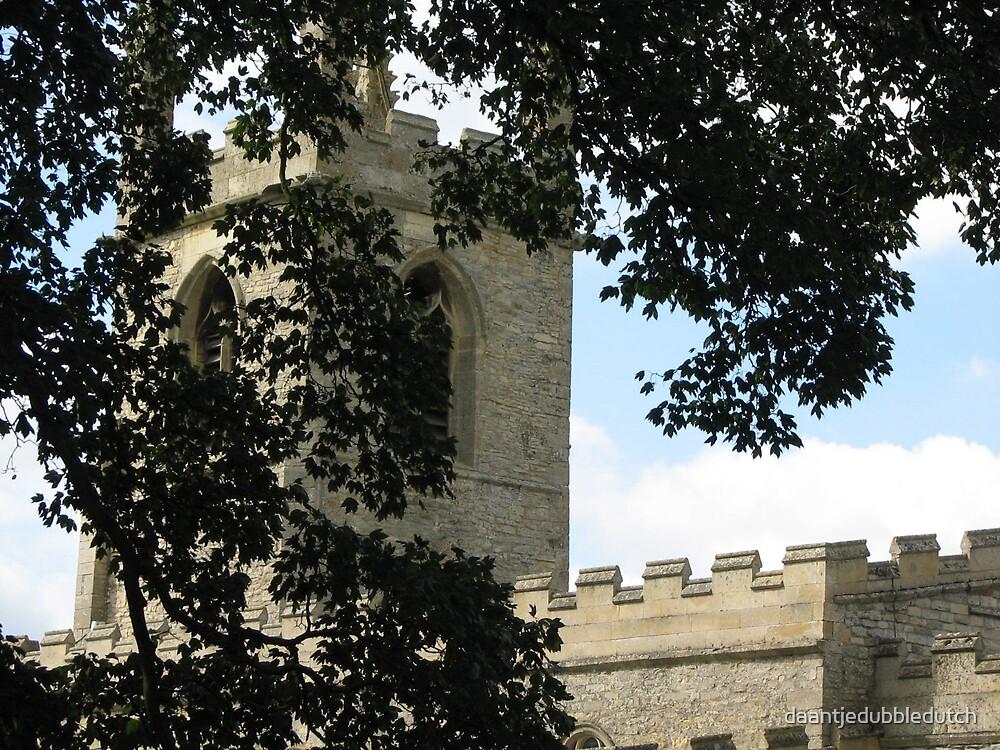 little church in great casterton, england by daantjedubbledutch