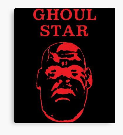 Ghoul Star v.1 Canvas Print