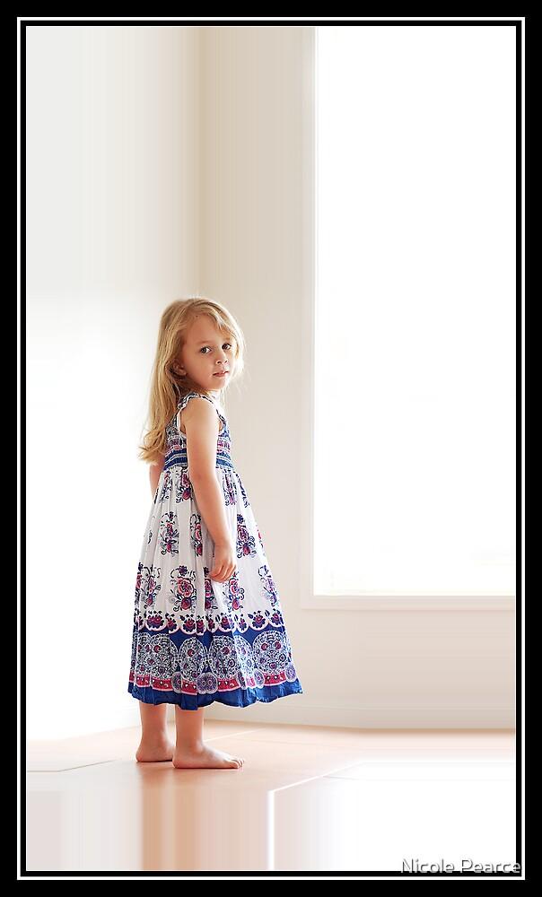 My big girl by Nicole Pearce