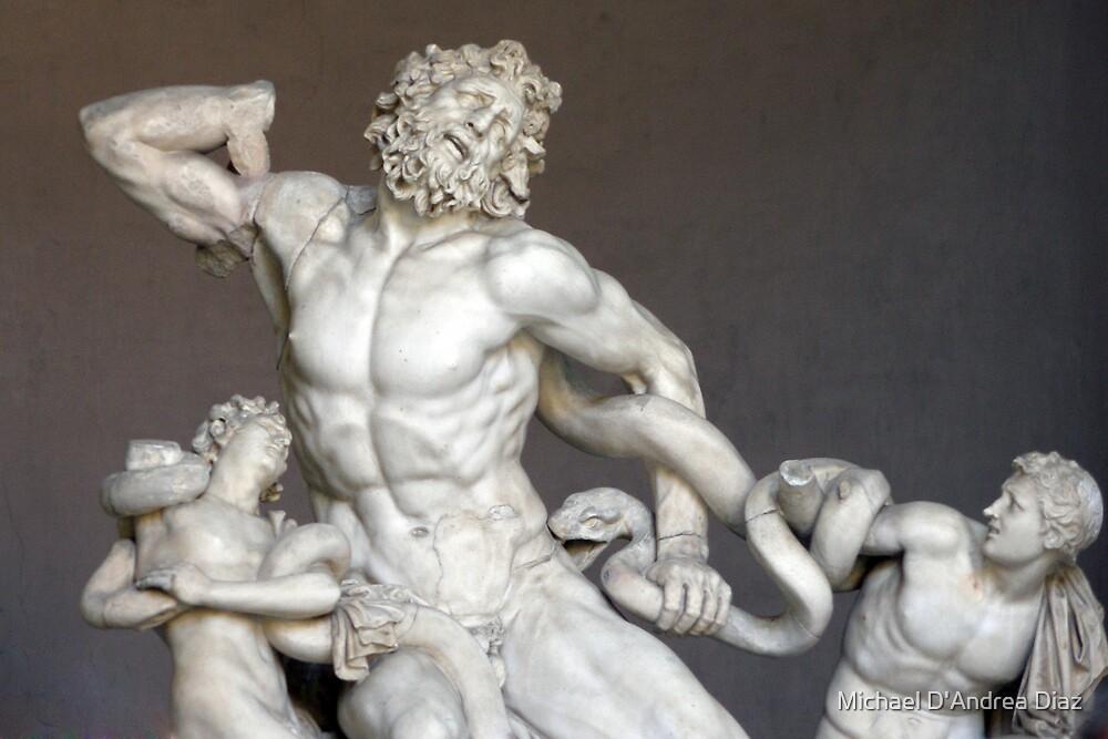 Sculpture by Michael D'Andrea Diaz