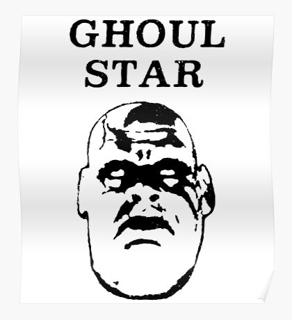 Ghoul Star v.2 Poster