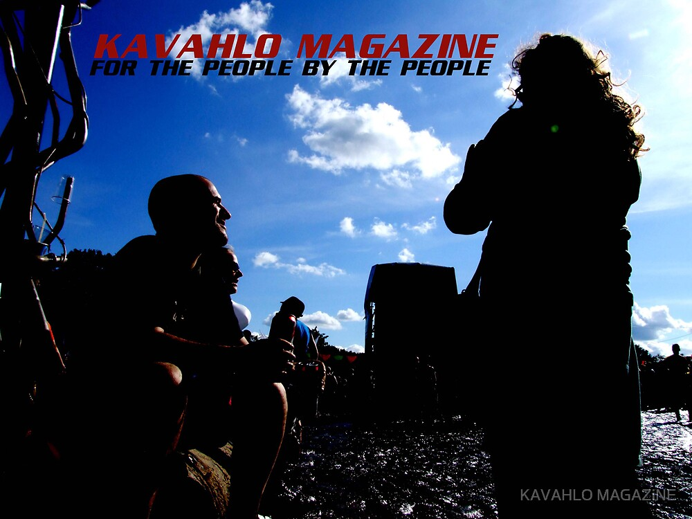 COLLECTED by KAVAHLO MAGAZiNE
