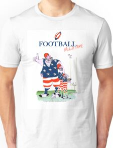 USA Football - hall of fame, tony fernandes Unisex T-Shirt