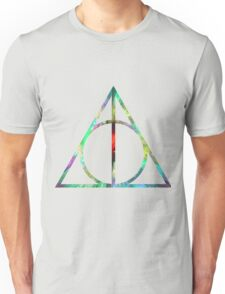 Psychedelic Deathly Hallow Unisex T-Shirt