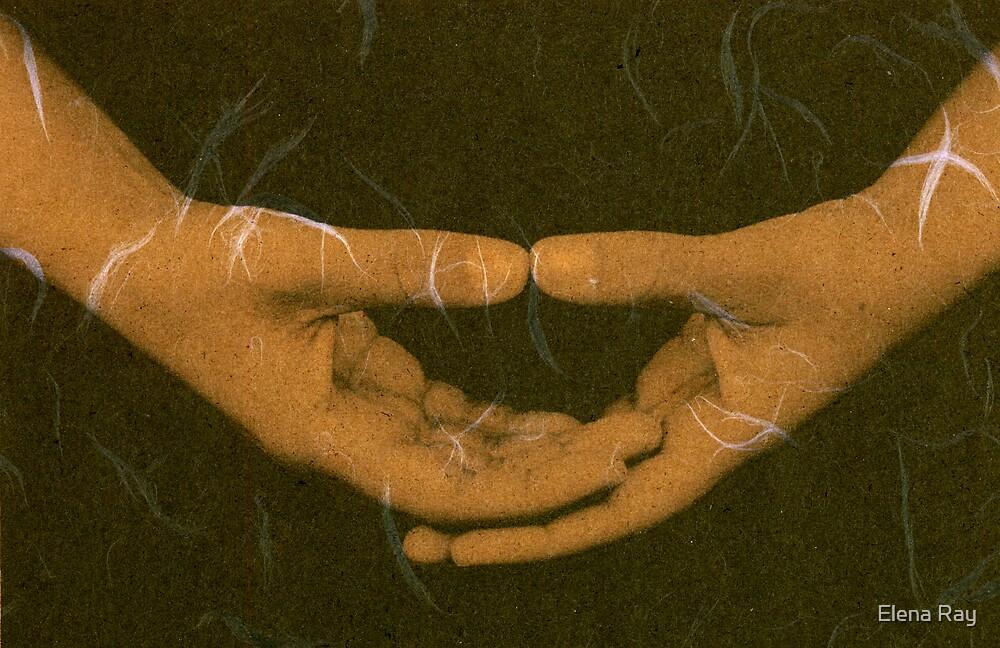 Mystical Meditation by Elena Ray