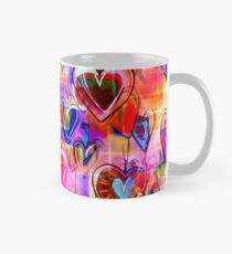 Spring Hearts  Classic Mug