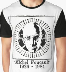 Panopticon - Michel Foucault Graphic T-Shirt