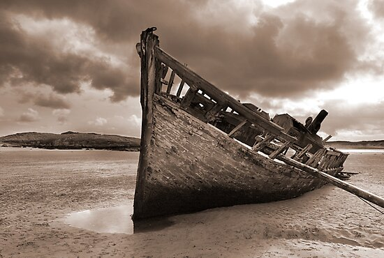 Aground by nalley