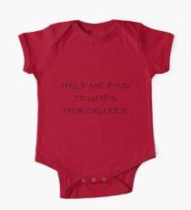 Help Me Find Trumps Horcruxes Kids Clothes