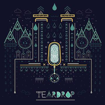 Teardrops (Precious tears) by Queenlardcake