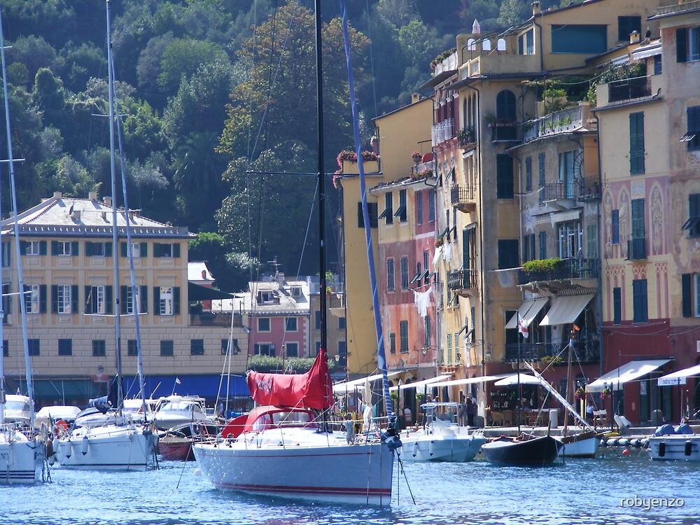 Portofino by robyenzo