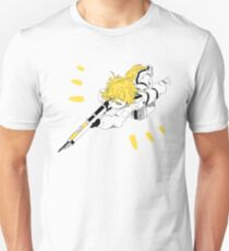 In battle Unisex T-Shirt