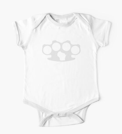 Wisconsin Skinny knuckle up Kids Clothes