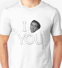 I Nicolas Cage You Unisex T-Shirt